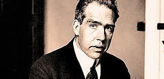 Niles Bohr's Planetary Model