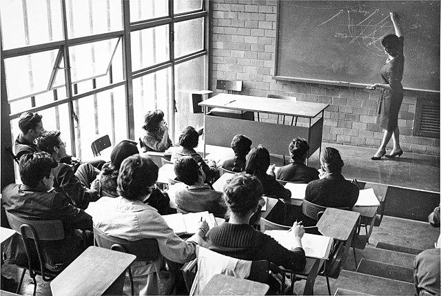 Creación de la Asociación Nacional de Universidades