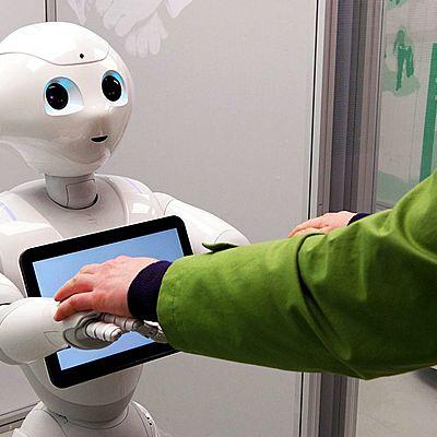 histoir de la robotique timeline