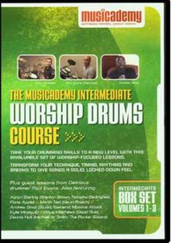 Musicademy Worship Drums Course (2008)
