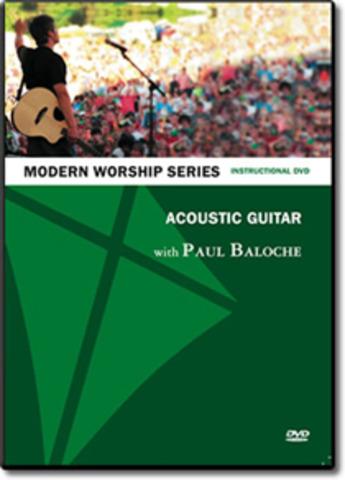Acoustic Guitar - Paul Baloche (2005)