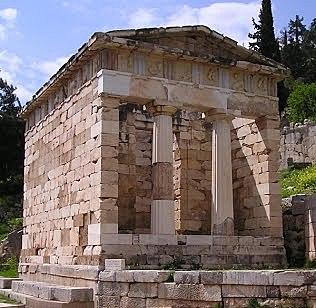 Sifniernes Skatkammer 530-525