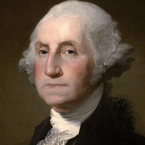 GEORGE WAHINGTON COMO PRIMER PRESIDENTE DE EEUU