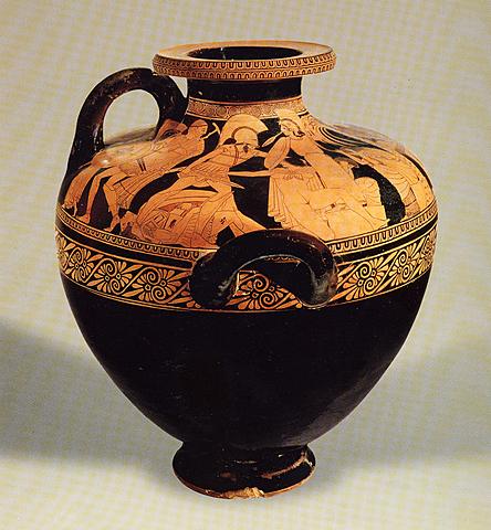 Kleophrades Hydria 500-480