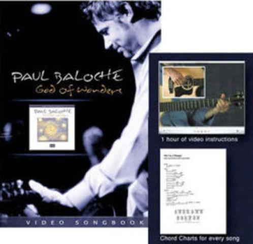 God Of Wonders - Video Songbook CD-ROM (2002)