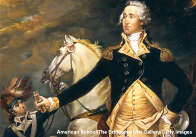 George Washington is Elected First President of the United States