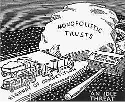 The Sherman Antitrust Act