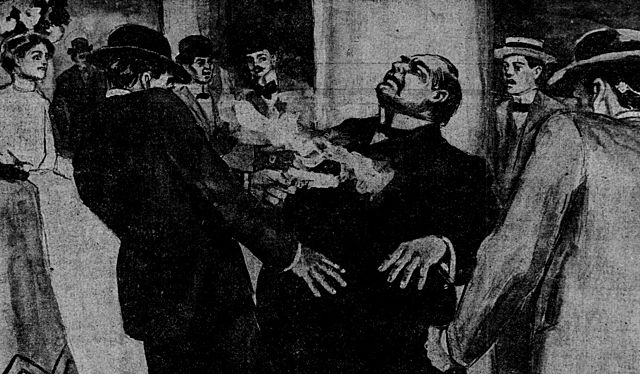 Assassination of William McKinley