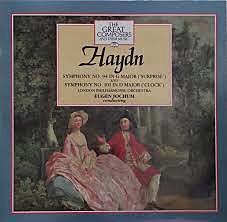 """Haydn's """"Symphony No. 94 """"Surprise"""" Premiere"""""""