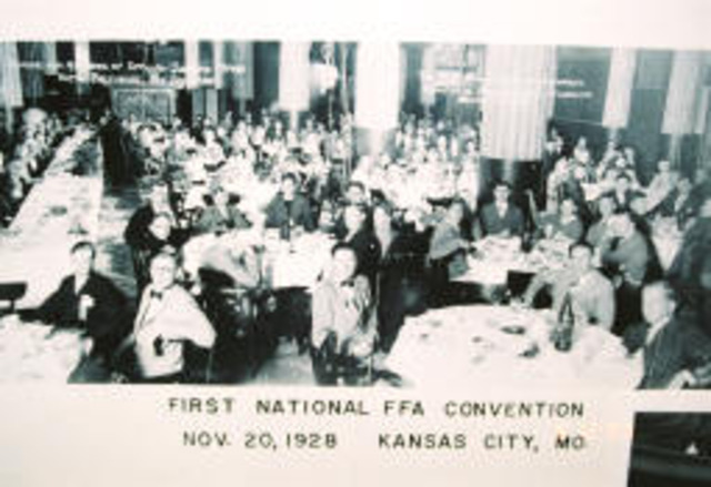 First National Convention