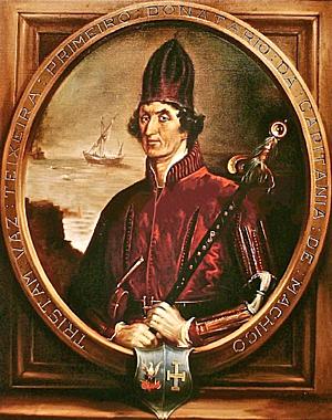 João Gonçalves Zarco and Tristão Vaz Teixeira