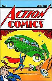 Action Comics n1