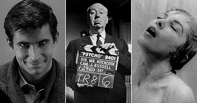 Psicosis - Alfred Hitchcock