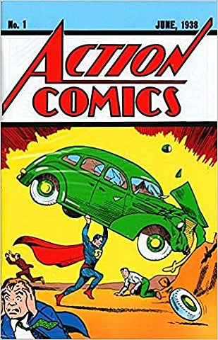 Action comics Nº1