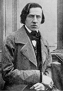 Naixement Frédéric Chopin