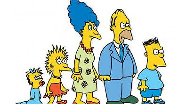 Primer capítulo de The Simpson
