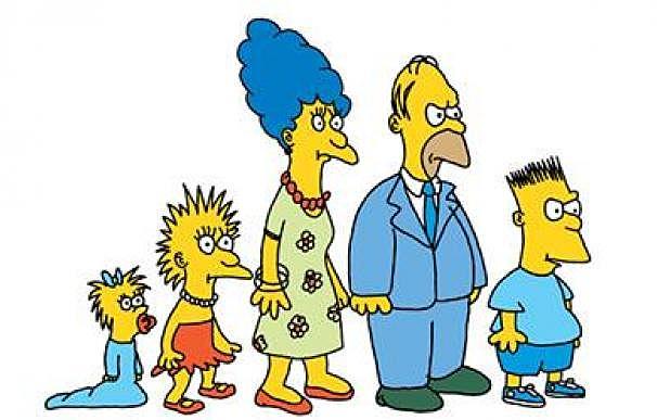 3. Primer capítulo de The Simpson
