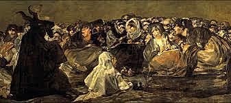 Pintures Negres - Francisco de Goya