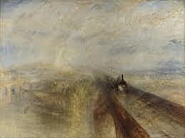 Pluja, vapor i velocitat. El gran ferrocarril de l'Oest