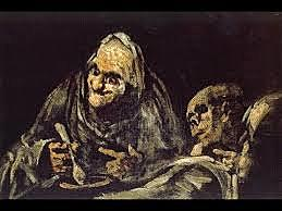 Las pinturas negras, de Goya