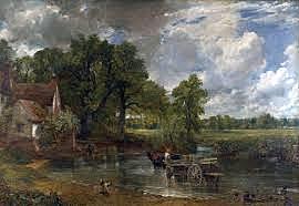 La carreta de fenc, John Constable