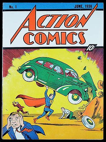 Action Comics Nº1