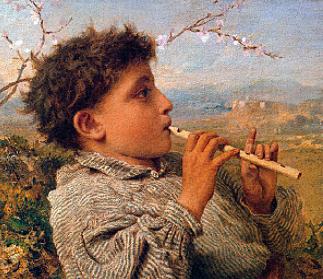 La flauta del pastor d'Anderson Sophie Sheperd Piper