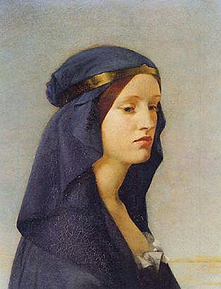 Elgiva de Joanna Mary Boyce.