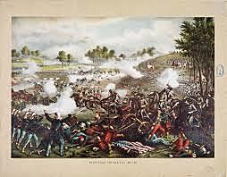 Battle of Bull Run/Manassas
