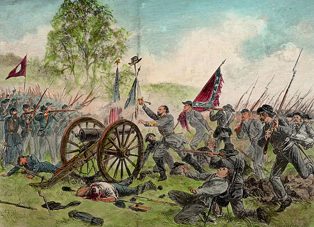 Pickets Charge