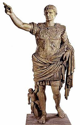 ROMA. Augusto de Prima Porta, (Roma)