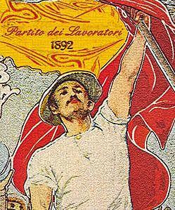 Fondazione del Partito Socialista Italiano (Partito dei Lavoratori Italiani)