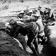 Le trincee e Guerra di posizione