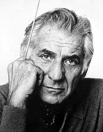 Leonard Bernstein. (1918-1990).