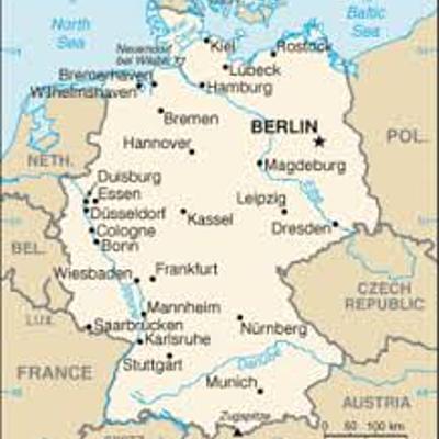 GERMANIA timeline