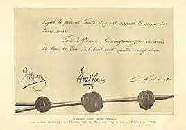 Trattato di Triplice Alleanza