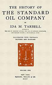 Ida Tarbell Publishes Her Article About Standard Oil