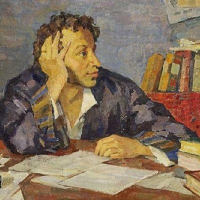 Даты создания произведений Пушкина А.С. timeline