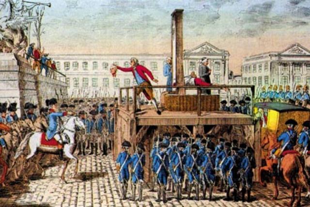 A Convenção: A Burguesia se desentende