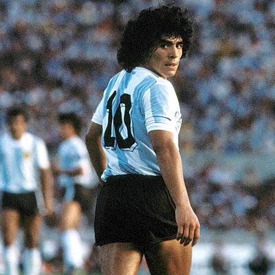 Maradona. timeline