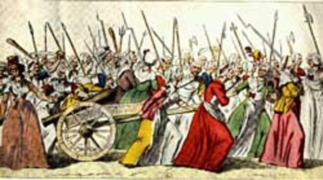 Invasão ao Palácio de Versalhes