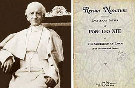 Rerum Novarum - Leone XIII