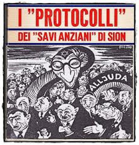 I Protocolli dei Savi di Sion: complotto ebraico