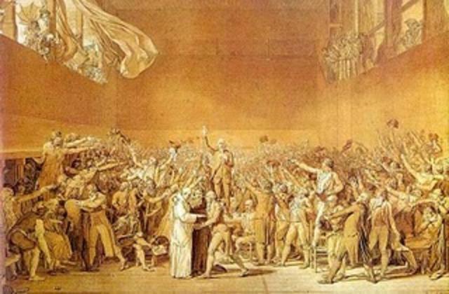 Jacobinos chegam ao poder
