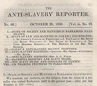 The antislavery petition(Chapter 3)