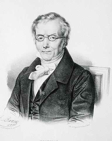 Jean Étienne Dominique Esquirol (1772- 1840)