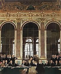 La vittoria e la pace di Versailles
