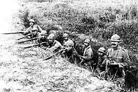 L'invasione tedesca sul fronte occidentale