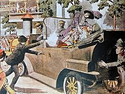La prima guerra mondiale – Le cause