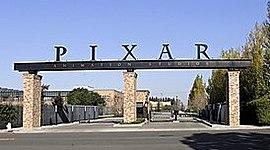Pixar timeline